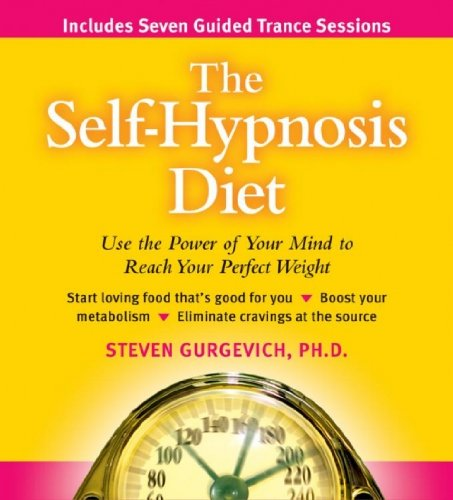Self-Hypnosis Diet 3 CD Set Self Improvement - Healing with Hypnosis