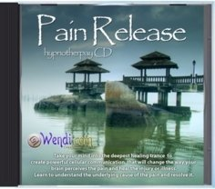 Pain Release, stop chronic pain with poweful instant hypnotherapy healing, by Wendi